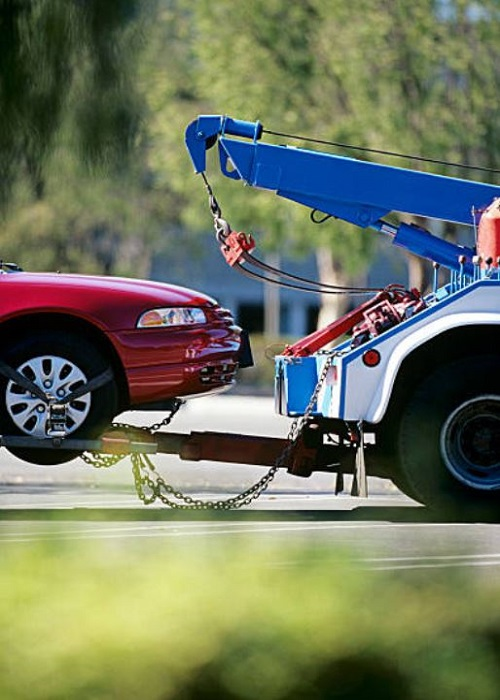 Towing Universal City